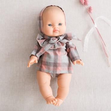 Conjunto Tronco muñeca