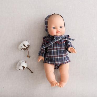 conjunto pupitre muñeca